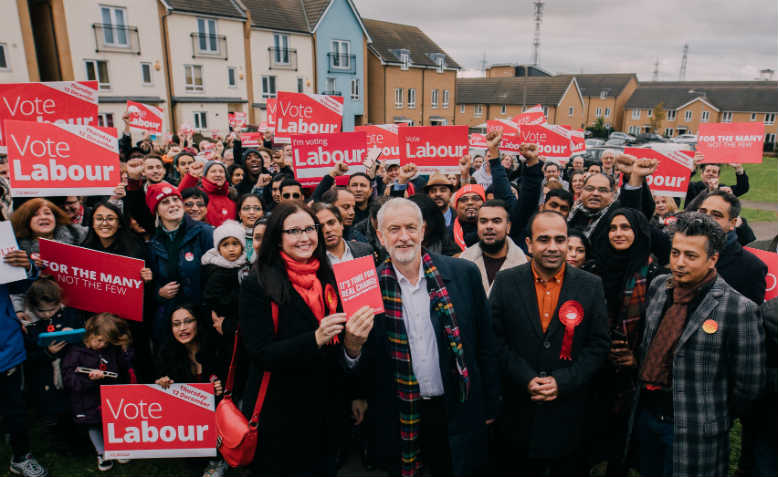 Labour campaign in Thurrock. Photo: Flickr/Jeremy Corbyn