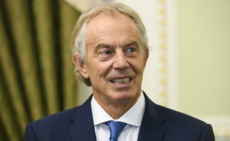 Tony Blair. Photo: Wikimedia Commons