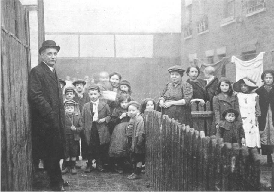 Rebel: George Lansbury and non-voting constituents in Bow