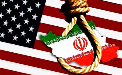 Iran - Us Tightens the noose