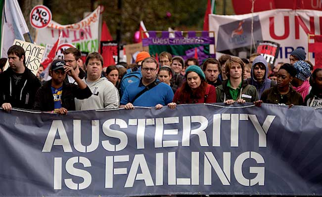 Austerity is Failing