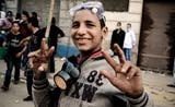 The Battle of Mohamed Mahmoud Street: Photo Blog by Maggie Osama
