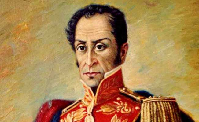 Simon-Bolivar 'The-Liberator'