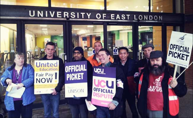 UCU Strike