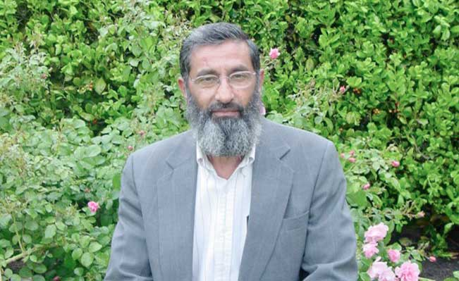 Abdul Jamil Kamawal. Photo: Washington County Land Use & Transportation