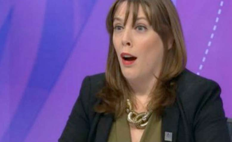Jess Phillips on the BBC