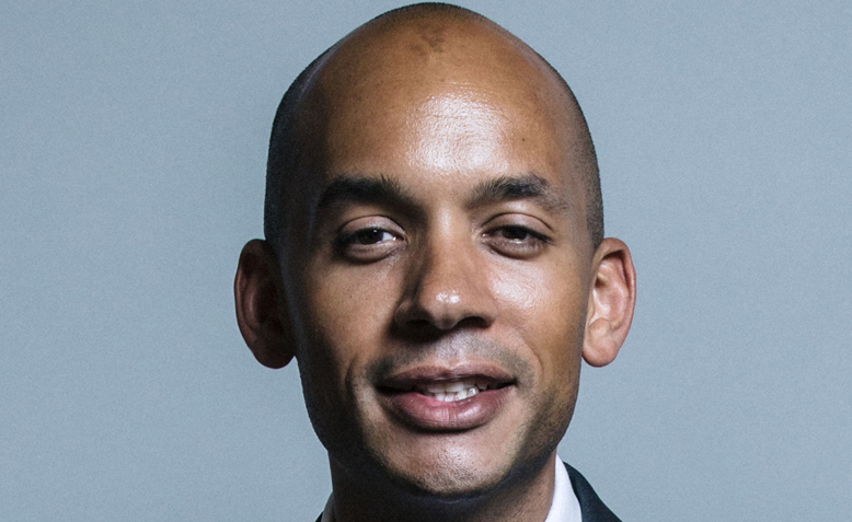 Chuka Umunna, Labour MP and leader of the GCG (Grassroots co-ordinating group), a coalition of MP's who oppose Brexit