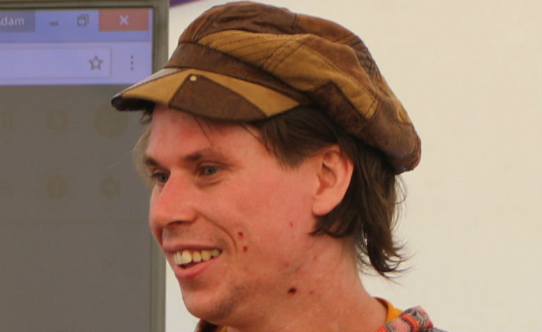 Lauri Love. Photo: Wikimedia Commons
