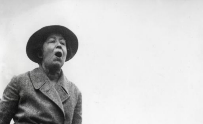 Sylvia Pankhurst. Photo: Wikimedia Commons