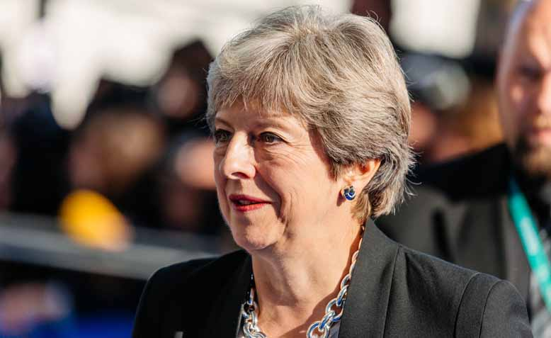 Prime Minister Theresa May. Photo: Flickr / EU2017EE