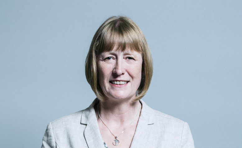 Joan Ryan MP: Photo: Wikimedia Commons
