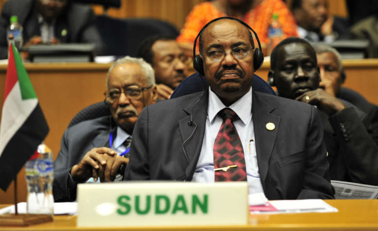 Omar Al Bashir. Photo: Wikimedia Commons