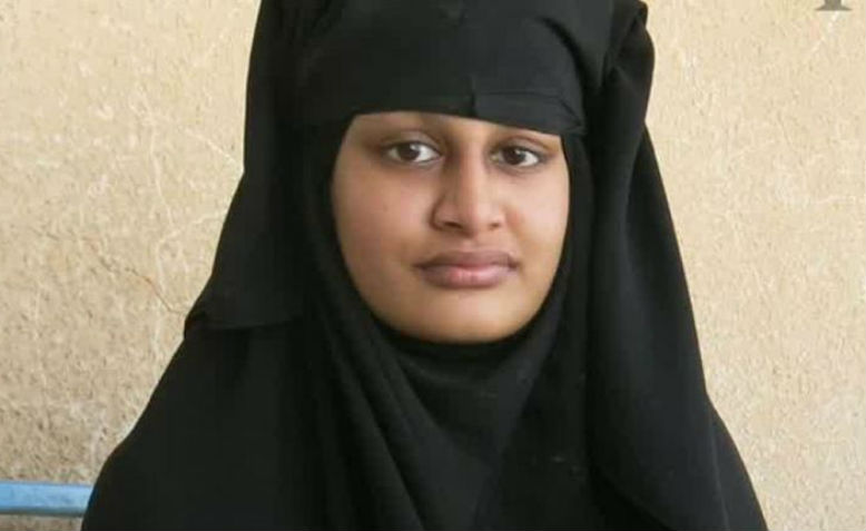 Shamima Begum interview, Screenshot: Sky News