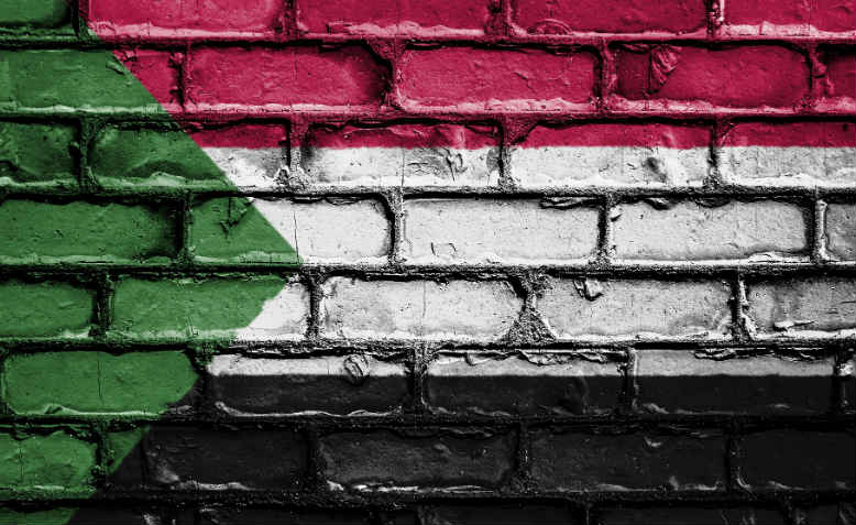 Sudan flag. Photo: Pixabay