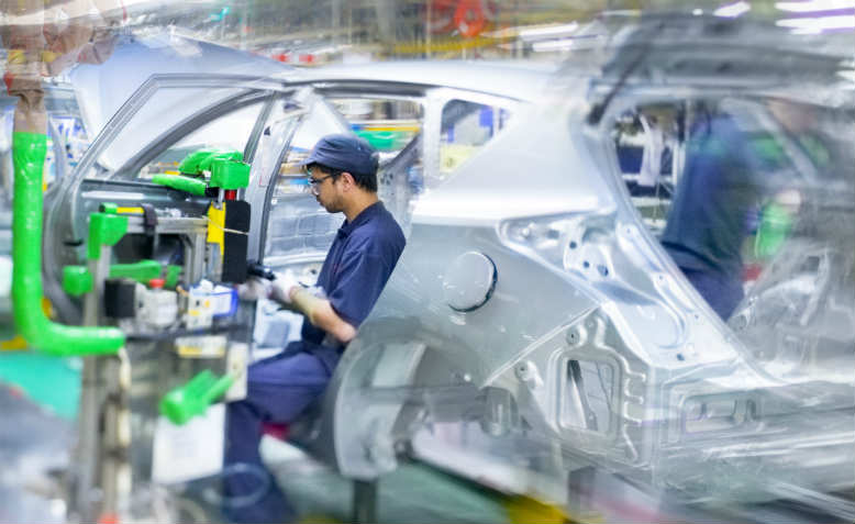 Toyota Burnaston Factory. Photo: Flickr/Toyota UK