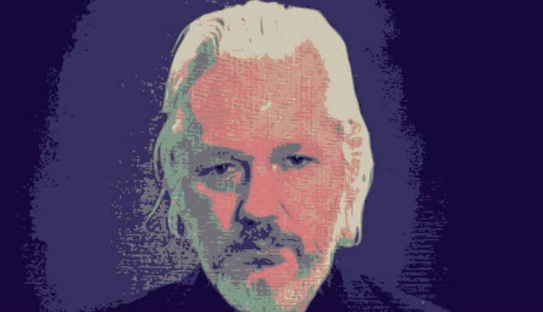 Julian Assange. Source: Flickr - Anarchimedia