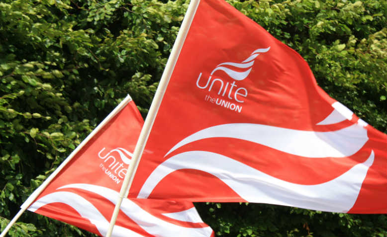 Unite flag. Photo: Flickr/Andrew Skudder