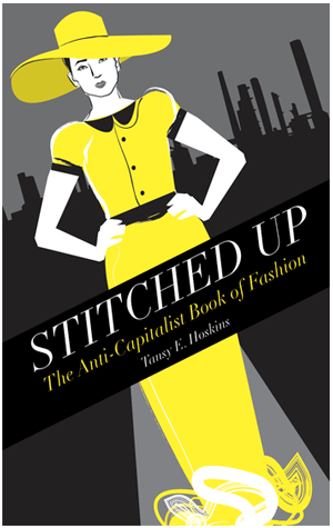 Stitched up cover