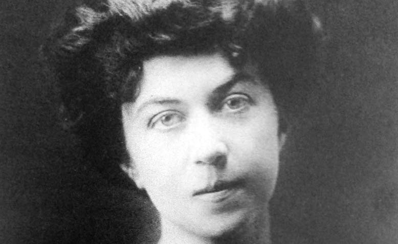 Alexandra Kollontai. Photo: Wikipedia