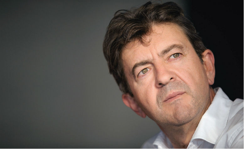 Jean-Luc Mélenchon. Photo: Wikimedia Commons