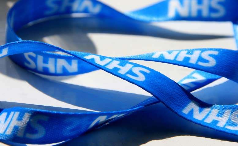 NHS Lanyards. Photo: Flickr / Pete