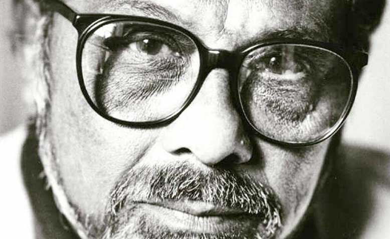 Ambalavaner Sivanandan 1923 - 2018. Photo: Verso Books