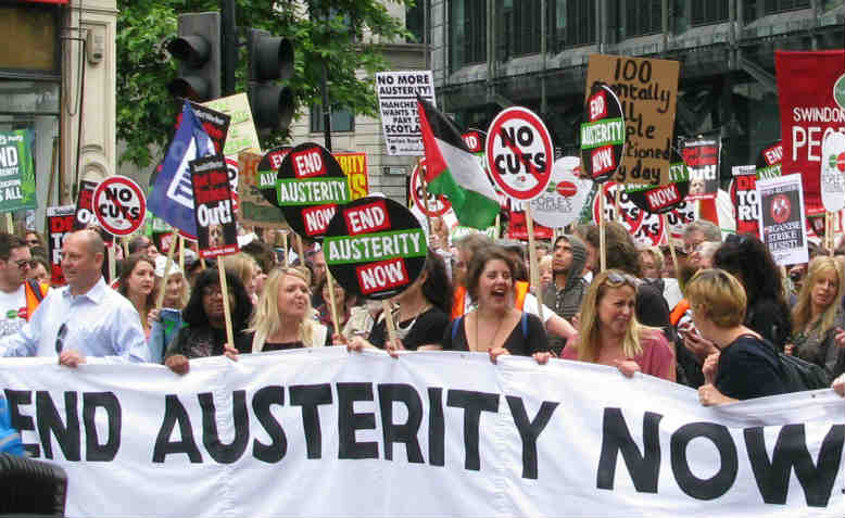 end austerity