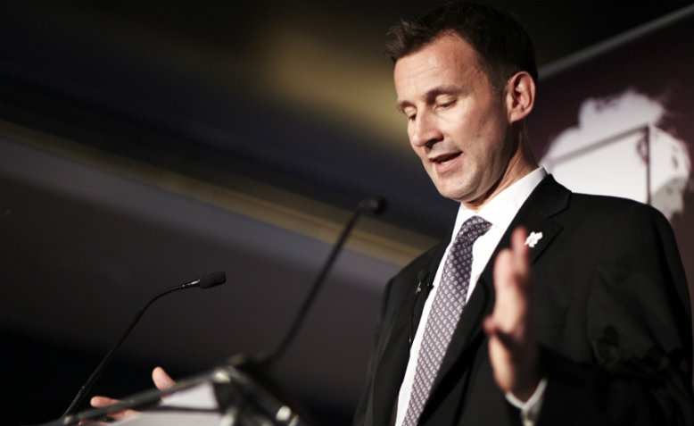 Jeremy Hunt. Photo: Flickr/Department for Digital, Culture, Media and Sport