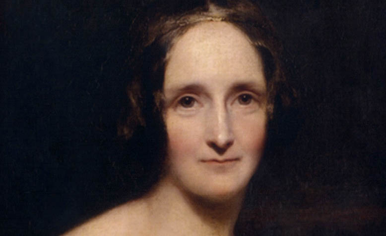 Mary Shelley. Photo: Wikimedia