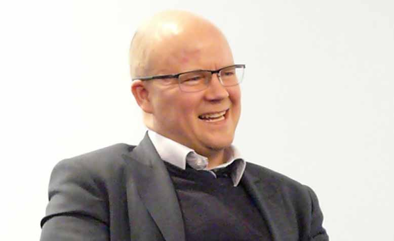 Toby Young in 2011. Photo: Wikimedia