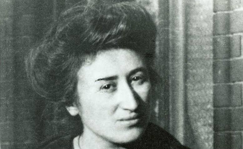 Rosa Luxemburg. Photo: Wikimedia Commons