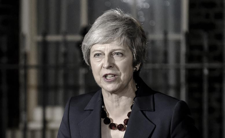 Theresa May, November 2018. Photo: Flickr/Number 10