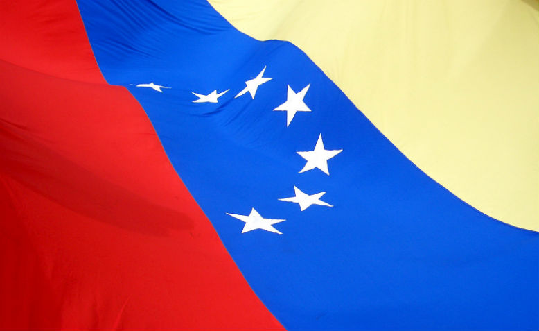 Venezuelan flag. Photo: Flickr/ruurmo