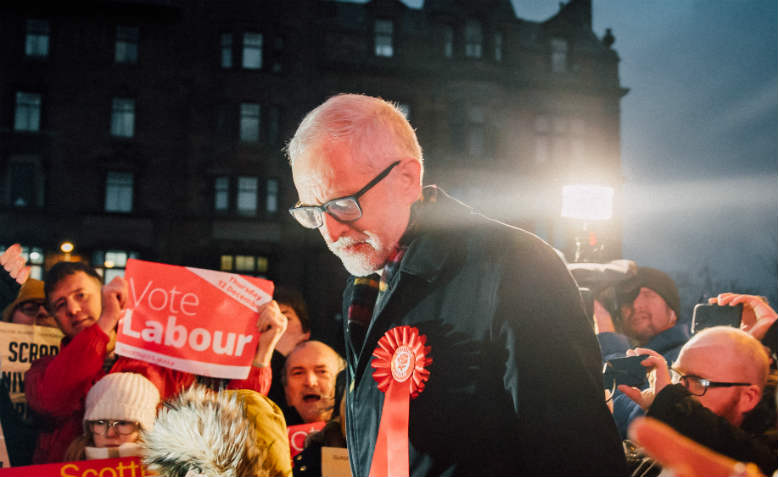 Jeremy Corbyn, Glasgow. Photo: Flickr/Jeremy Corbyn