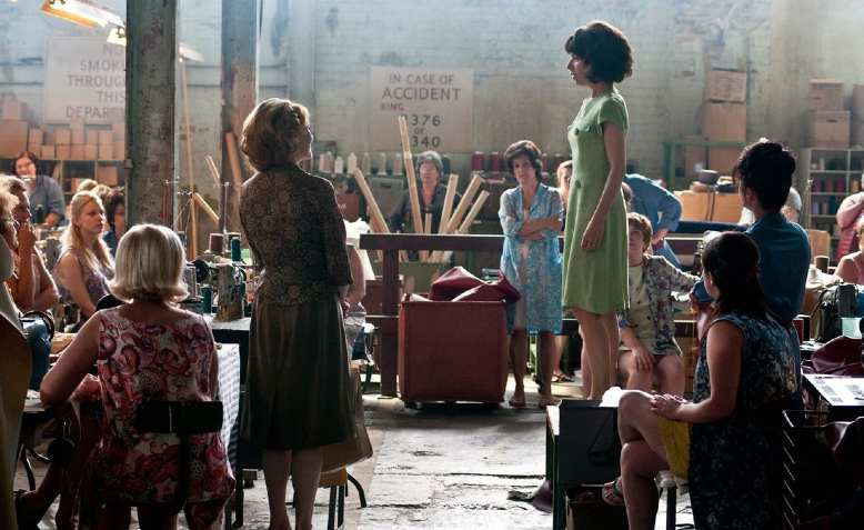 Scene from Made in Dagenham
