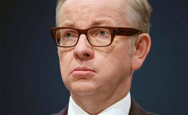Gove. Getty Images