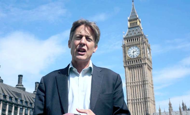 Labour MP Ben Bradshaw. Photo: YouTube