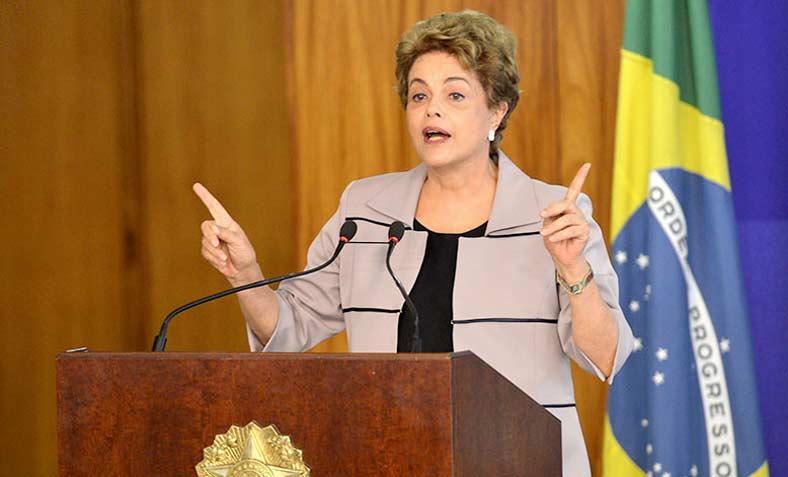 Dilma Rousseff, President of Brazil. Photo: Wikipedia