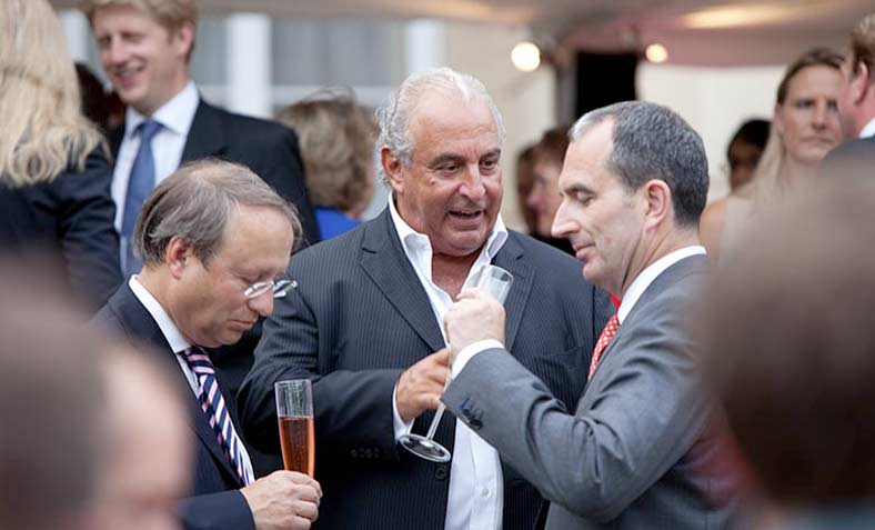 Philip Green. Photo: Wikimedia