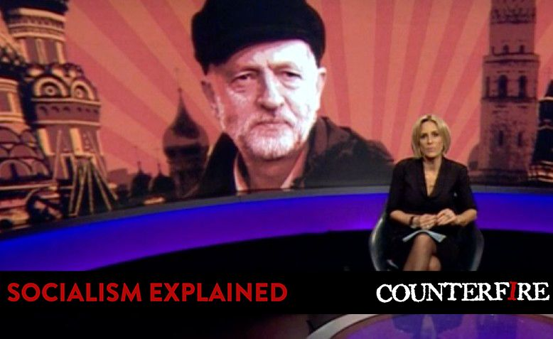 Photo: BBC Newsnight