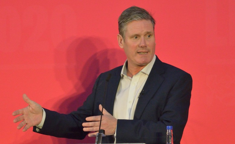 Keir Starmer. Photo: Wikimedia Commons