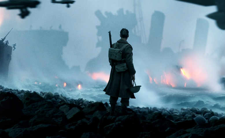 Scene from Christopher Nolan's 'Dunkirk'. Photo: Warner Bros.