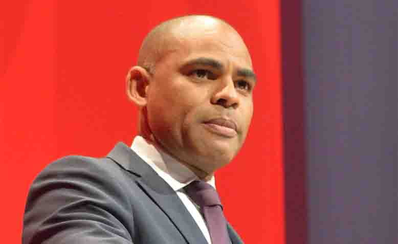 Marvin Rees, Mayor of Bristol. Photo: Wikipedia
