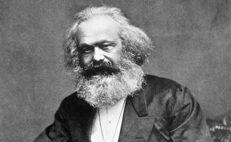 Karl Marx. Photo: Wikipedia