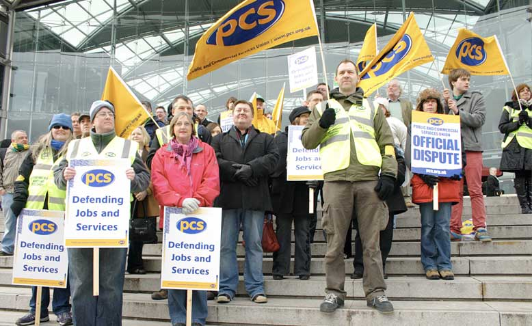 PCS pay dispute. Photo: Wikimedia Commons