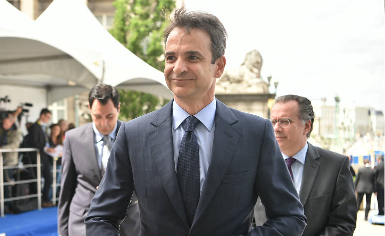 Kyriakos Mitsotakis. Photo: Flickr/European People's Party