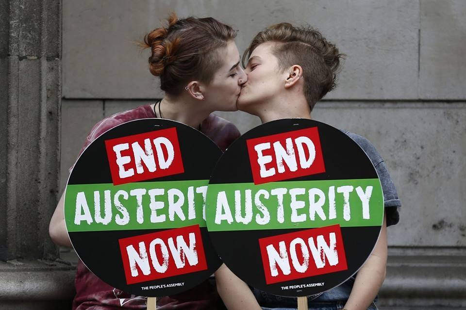 austerity kissers