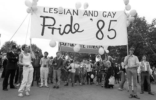 Lesbian and Gay Pride 1985
