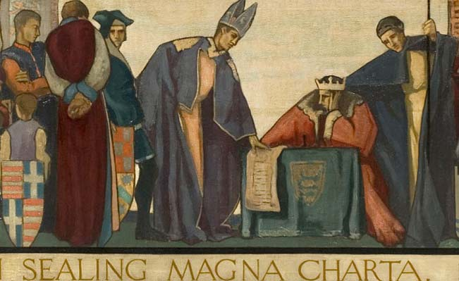 a discussion on the impact of the magna carta on the american constitution