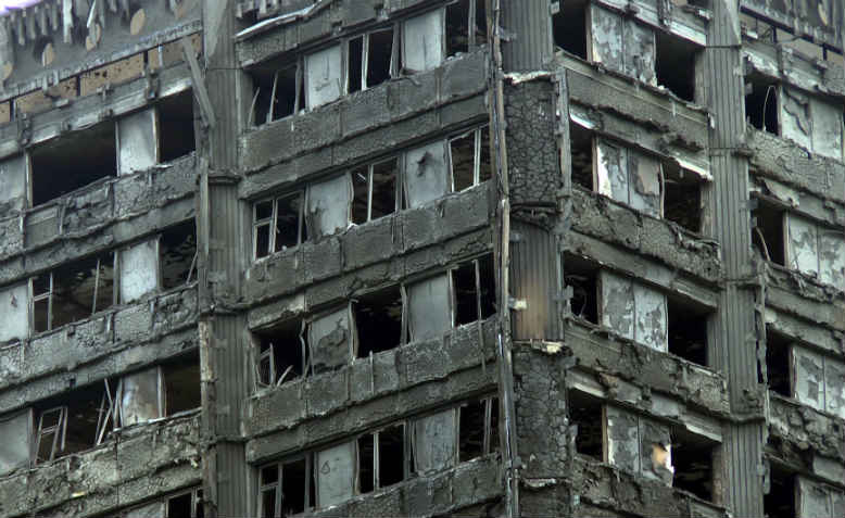 Grenfell Tower. Photo: Wikimedia Commons